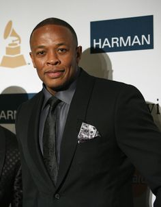 Dr. Dre -- Considered by many to be hip-hop's greatest producer, Dr. Dre (b. André Young, February 18, 1965) pioneered gangsta hip-hop and his own variation of the sound, dubbed G-Funk. His very early albums were violent but cautionary tales of the criminal mind, but Dre's records with NWA celebrated the hedonistic, amoralistic side of gang life.