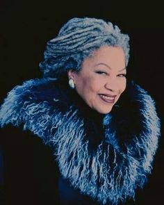 *Beautiful* Toni Morrison