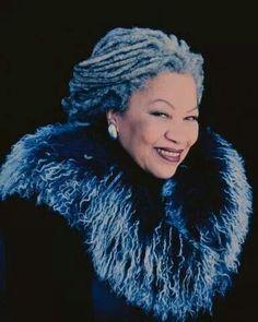 *Beautiful* Toni Morrison