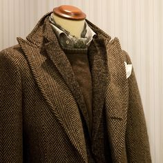 Classic style we are addicted to Look Fashion, High Fashion, Mens Fashion, Fashion Outfits, Style Vintage Hommes, Style Anglais, Country Attire, Well Dressed Men, Gentleman Style