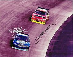2010 Jeff Gordon / Kurt Busch (#24 DuPont / #2 Miller Lite) NASCAR 8X10 Photo *2X SIGNED* by Trackside Autographs. $59.95. For your viewing pleasure: *2X AUTOGRAPHED* 2010 Jeff Gordon / Kurt Busch (#24 DuPont-#2 Miller Lite) 8X10 Photo. This glossy NASCAR picture has been hand-signed by both Jeff and Kurt through a well-respected member of Global Authentication. You will receive a Certificate of Authenticity (COA) with your purchase, and we also offer a 100% life-time guarante...