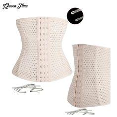 Women Hot Slimming Body Shapers Waist Cincher Trainer Tummy Girdle Control Corset Shapewear Belt Best Selling
