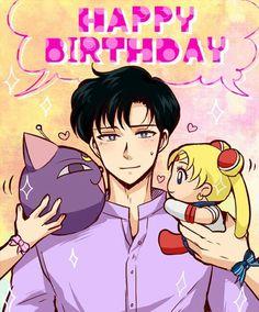 Happy Birthday Mamo Chan
