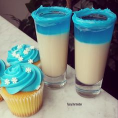 Baby Cakes Shots! For more delicious drinks and recipes, visit us here: www.TipsyBartender.com