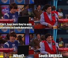 "Amareeca is not a place... yet: | The 28 Most Important Lessons We Learned From ""Drake And Josh"""