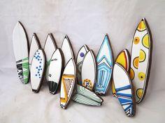 Surfboards by Sweet Hope Cookies, via Flickr