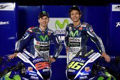 Motogp 2016: svelata la nuova Yamaha M1 di Rossi e Lorenzo  #motogp2016 #20k6 #Yamaha #m1 #rossi #lorenzo