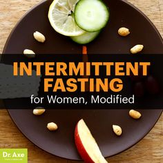 Intermittent fasting for women - Dr. Axe http://www.draxe.com #health #holistic #natural