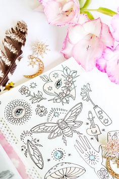@raychponygold sketchbook // #illustration #drawing #sketchbook #heart #eye