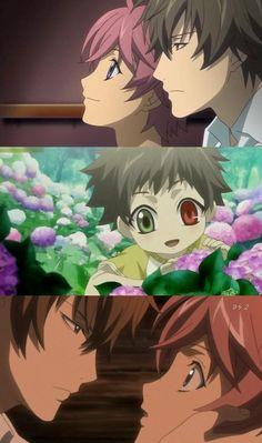心霊探偵 八雲 - Shinrei Tantei Yakumo--Psychic Detective Yakumo. One of those obscure anime that are pretty good, definitely not as good as Ghost Hunt though
