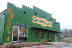 GreenHouse Grille, Fayetteville, Arkansas