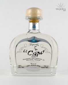 El Capo Tequila Silver - Tequila Reviews at TEQUILA.net