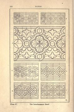 Pattern Art Ornaments Quilting Designs Carving Designs Celtic Art Pattern Happy New Year Pattern Art, Pattern Design, Zentangle, Art Nouveau, Art Deco, Carving Designs, Celtic Art, Leather Pattern, Celtic Designs