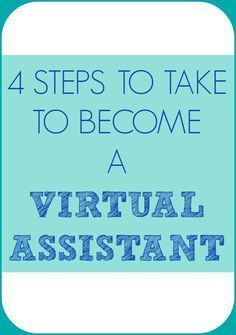 If you want to work as a virtual assistant, but are not sure how to get started, here are 4 steps you can take to launch your VA business. United States Networkers Make In 16 Short Weeks! Work From Home Jobs, Make Money From Home, How To Make Money, How To Become, Home Based Business, Online Business, Business Education, Business Ideas, Finance