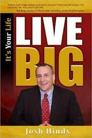 I just finished reading It's Your Life Live BIG by Josh Hinds. Reading books like this is important to your success in business as well as other things you want to achieve in life.  http://www.melodiekantner.com/book-review-its-your-life-live-big-by-josh-hinds