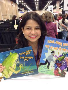 Carolyn Dee Flores at TLA 2014 in San Antonio