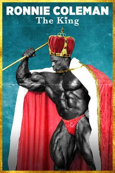 Ronnie Coleman: The King - In the bodybuilding world, Ronnie Coleman is known as The King. He achieved the impossible - putting on nearly 300 lbs of muscle while still maintaini.. #bodybuilding #bodyart #sport #documentary