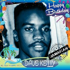 Happy Birthday Dave Kelly!!! Jamaican born Dancehall/Reggae Production icon!!! Known for producing some of the biggest songs, riddims & artist in the late 80's - early 2000's!!! Today we celebrate you!!! #DaveKelly #Islandpeeps #Islandpeepsbirthdays #MedicineRiddim #JoyRideriddim #StinkRiddim #ShowtimeRiddim #FiestaRiddim #TheStranger #PepperSeedRiddim #ICON #LEGAND