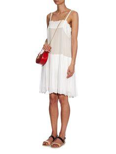 Almira pleated dress | Isabel Marant Étoile | MATCHESFASHION.COM