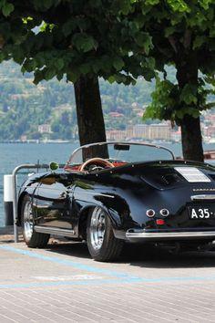 Classic Porsche 356 Speedster