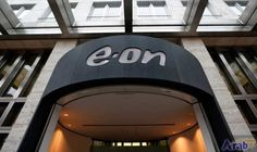 Germany's EON posts record 8.45 bln euro…