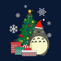 Totoro Christmas Tree Studio Ghibli