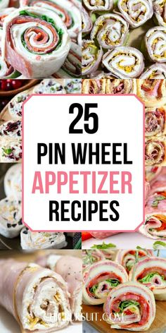 Best Pinwheel Appetizer Roll Ups Perfect For Game Day 25 Best Tasty Pinwheel Appetizer Recipes And Pinwheel Sandwiches Yummy Appetizers, Appetizers For Party, Appetizer Recipes, Vegetarian Appetizers, Parties Food, Bridal Shower Appetizers, Bridal Shower Menu, Appetizer Sandwiches, Vegetarian Recipes