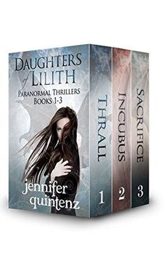 Daughters Of Lilith Paranormal Thrillers: Box Set: Books by [Quintenz… I Love Books, New Books, Good Books, Books To Read, Book Suggestions, Book Recommendations, Book Series, Book 1, Thriller Books