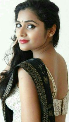 #sexy #hot #saree #black #blouse #design Beautiful Gorgeous, Beautiful Models, Most Beautiful Women, Beauty Full Girl, Cute Beauty, Beautiful Indian Actress, Beautiful Actresses, Glam Photoshoot, Saree Photoshoot