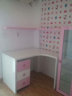 Hello kitty desk - Hello Kitty bedroom furniture by Pulse Home Innovation