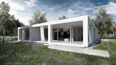 beef | Dom so zelenou strechou | Architektúra