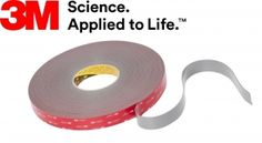 30mm/33m 3M™ VHBGPH 110GF Taśma dwustronna Tape, How To Apply, Science, Duct Tape, Science Comics, Ribbon, Band, Ice