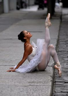 ballet prodigy Misty Copeland
