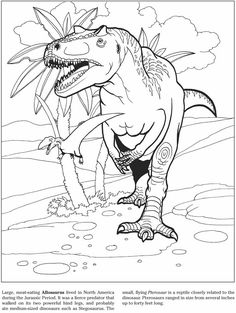 Welcome to Dover Publications:  Coloring page and books for children of all ages.