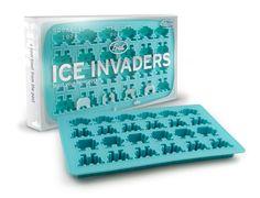 Sorprende a tus invitados con esta cubitera de Space Invaders. ¡SOLO 6€!