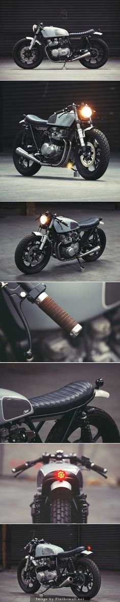 CLUTCH CUSTOMS' SUBLIME KAWASAKI KZ650 - created via http://pinthemall.net