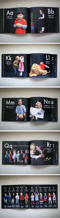 So ein hübsches Buch - tolle Idee für Schulklassen oder Kindergartengruppen als Andenken.  Fotobücher dafür gibt es natürlich auf pixum.de