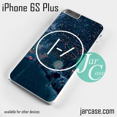 Twenty one Pilot Logo - Z Phone case for iPhone 6S Plus and other devices