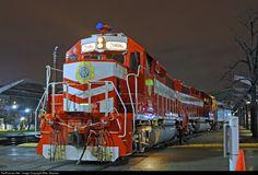TRRA 2006 Terminal Railroad Association of St. Louis EMD GP38-3 at Saint Louis, Missouri by Mike Mautner
