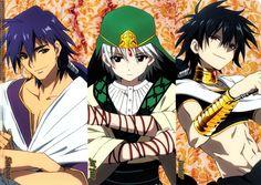 Sinbad, Jafar and Judar