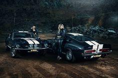 Mustang Legendary Machine.