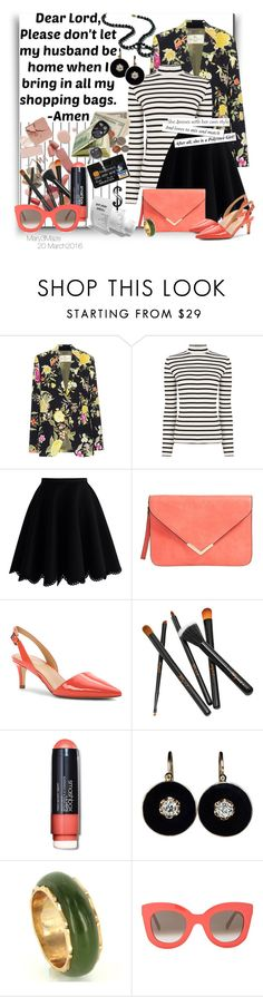 """SHOPPING!!!"" by octobermaze ❤ liked on Polyvore featuring Etro, Oasis, Chicwish, MICHAEL Michael Kors, Smashbox, Vintage, CÉLINE and polyvoreeditorial"