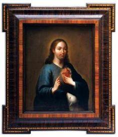 Sagrado Corazón -Francisco Antonio Vallejo