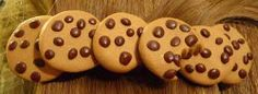 Clay chocolate chip barrette. Looks interesting