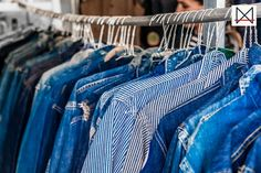 Amsterdam Denim Days 2015; voor consumenten en professionals. #denim #jeans #indigo #AmsterdamDenimDays