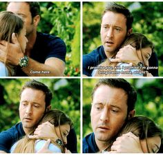 Hawaii Five-0 // Uncle Steve and Grace