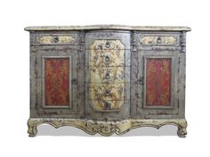 Old World Traditional Buffet King Lima | The Koenig Collection - Unique Home Furnishings
