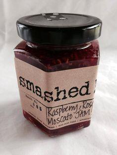 Raspberry, Rose, Moscato JAM!