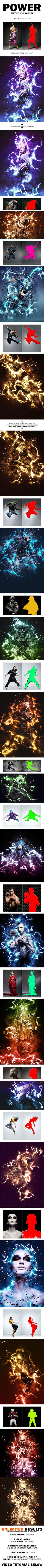 Amazing Photoshop Action . . . . . . . . #photoshop #action #specialeffect #montage #great #amazing #script #easy #graphicriver