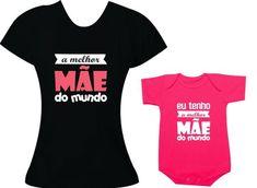 Camisetas com frases divertidas e criativas para mãe e filha Galaxy Wallpaper, Tank Tops, Womens Fashion, T Shirt, Best Mom, Spun Cotton, Ideas For Mothers Day, Blouses, Appliques